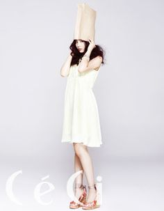 Yoon So Hee - Ceci Magazine July Issue 2013