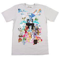 My Little Pony Heroes T Shirt | eBay