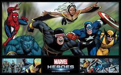 Marvel Heroes MMORPG