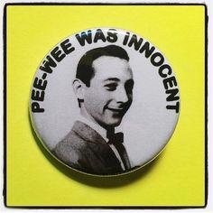 Pee Wee Herman.