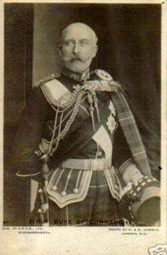 .Duke of Connaught
