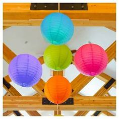 Paper Lanterns Walmart New Multicolor Blue Rice Paper Lanterns Chinese Lamp Shades Parallel Design Inspiration