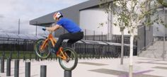 When Sir Chris Hoy met Danny MacAskill - Glasgow 2014 - XX Commonwealth Games