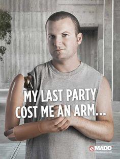 MADD: Arm