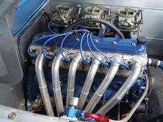 built 250 cu. in. inline 6cylinder engine Firing order 1