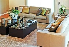 Private House 2 - Living Room  Custom-made size Dune Silver rug, Mambo Unlimited Ideas