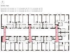 Gallery of Los Olivos 53 Houses and 58 Garages / Espaciopapel - 20