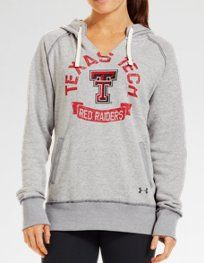 Stay warm, (and cute!), with this hoodie! Texas Tech University Red Raiders Fan Gear | Under Armour