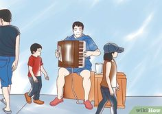 How to Make Money Busking (Street Performing): 11 Steps