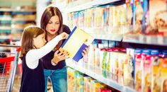 Shopping for and Eating Processed Foods