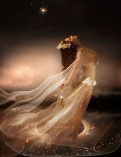 Raindrops and Roses: Photo The Power Of Myth, Raindrops And Roses, Black Peach, Sacred Feminine, Divine Feminine, Maria Jose, Mystique, Illustrations, Deviantart