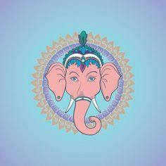 Poster - Ganesha
