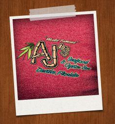 Longboard Front Logo Red