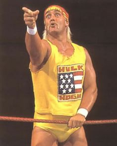"""Yeah, I just put Hulk Hogan in my people collection. At least he's old school and not """"hollywood Hogan"""" Wwf Superstars, Wrestling Superstars, Famous Wrestlers, Wwe Wrestlers, Wrestling Stars, Wrestling Wwe, My People, Funny People, Catch"""