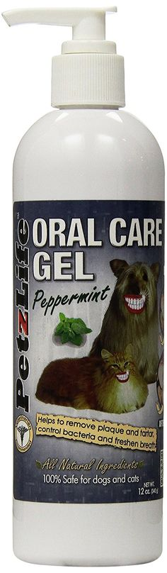 PetzLife Peppermint Oral Care Gel ** To view further for this item, visit the image link. (Amazon affiliate link)