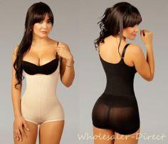Vedette 704 Fajas Reductoras Colombianas Body Shaper Shapewear BodySuit S-XL