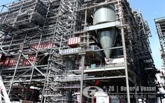 fuel flexible utility scale cfb boiler