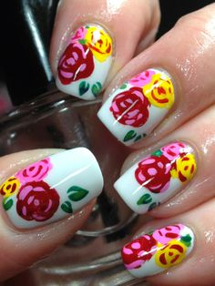 Canadian Nail Fanatic: Digit-al Dozen Does The Terrific Two's; Day 4