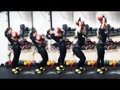 Kimberly Fox - 2x28 kg kettlebell jerk / Кимберли Фокс - толчок двух гирь по 28 кг - YouTube Kettlebell, Sports, Youtube, Hs Sports, Kettlebells, Sport, Youtubers, Youtube Movies