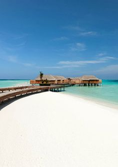 Constance Moofushi Resort, Maldives: