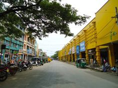 Colourful Jaffna Town