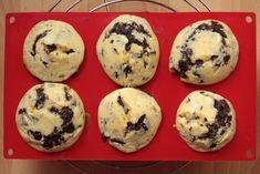 sernikowe muffiny