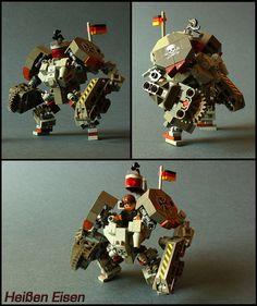 Heißen Eisen - Hot Iron by Devid VII