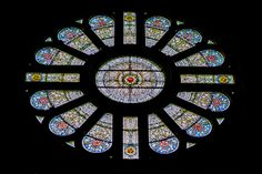 St. Nicholas Stained Glass, Amsterdam | Flickr - Photo Sharing!
