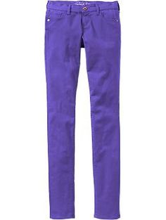 Old Navy super skinny colored jeans ($34.94)
