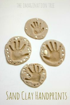 Sand Clay Recipe and