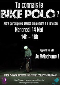 Initiation au Bike Polo (studies) - 2014