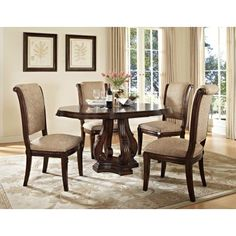 Clearwater 5-Piece Dining Set