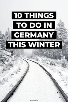 Germany has something for everyone, even during the winter. In this article we're looking at 10 things to do in Germany that are even better during Winter! Visit Germany, Germany Travel, Winter Fun, Winter Travel, Europe Travel Tips, European Travel, Germany In Winter, Travel Inspiration, Travel Ideas