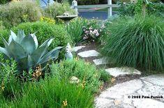 gardens and courtyards | Front-Yard Gardens: Garden Bloggers' Design Workshop | Digging