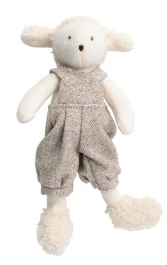 Tiny Albert Sheep by Moulin Roty