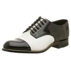 Как называются двухцветные ботинки