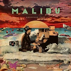Anderson Paak's Latest Album 'Malibu' Shows He's Clearly An Artist On the Rise