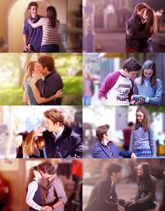 rory x jess | Tumblr on We Heart It. http://weheartit.com/entry/56133548