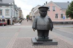 Fillarnisti: Tour de Pohjanmaa, Oulu. - Northern Ostrobothnia, Finland.