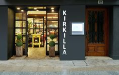 Proyecto de iluminación de restaurante Kirikilla - Taralux