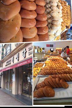 대한민국에서 가장 오래된 빵집 이성당(군산시 중앙로) 1920년 이즈모아로 시작하여 이제 전국민의 사랑을 받고 있다. 앙금빵.야채빵.블루빵 이3대 명물이다
