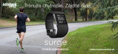 Fitbit Surge Fitness Super Watch - najočakávanejšie fitness hodinky skladom! GPS, Purepulse, výdrž na batérie 7 dní. http://www.synetics.sk/fitbit-surge.html