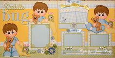 Precious Memories by Julie: Little Cuddle Bug