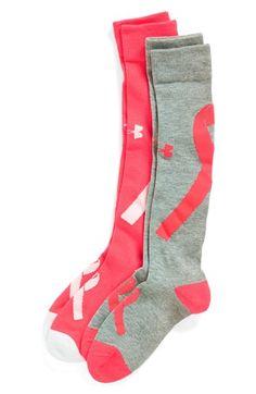 Women's Under Armour 'Power In Pink' Socks
