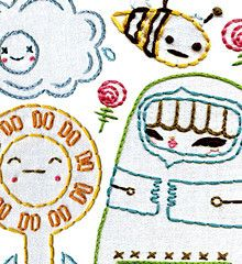 Embroidery Patterns - Where to shop if I ever learn...