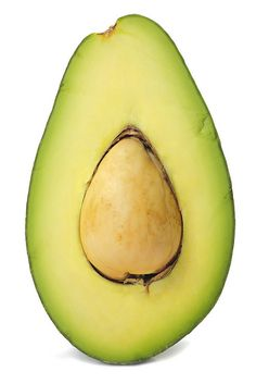 Avocado:  Avocados helps carotenoids (like beta-carotene and lycopene) to absorb.  Carotenoids are essential for heart health.  Additionally, avocados are laden with monounsaturated fat.  They can help lower LDL (lower-density lipoprotein) levels while raising the amount of HDL (high-density lipoprotein) in the body.    Source:  http://www.health.com/health/gallery/0,,20307113,00.html