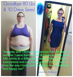 Insanity, T25 & Shakeology results