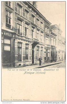 Lange Hezelstraat 83 Nijmegen oudste winkelstraat van Nederland