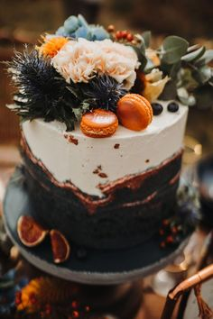 big wedding cakes In - weddingcakes Small Wedding Cakes, Beautiful Wedding Cakes, Gorgeous Cakes, Wedding Cake Designs, Cake Wedding, Cake Table, Dessert Table, Dessert Food, Boho Wedding Dress With Sleeves