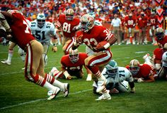 Roger Craig, Running Back for the San Francisco 49ers-Best player ever!!